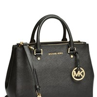 MICHAEL Michael Kors 'Medium Sutton' Saffiano Leather Tote