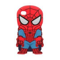 Marvel Chara-Covers Spider-Man iPhone 4/4S Case - 10012967
