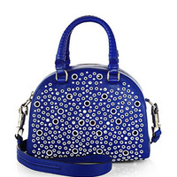 Panettone Small Eyelet Bowler Bag