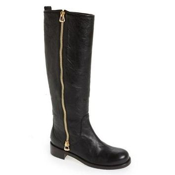 Jimmy Choo Women Fashion Short Boots Half Boots Shoes