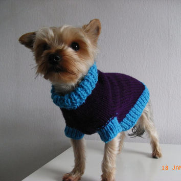 Handmadedogsweaters On Etsy On Wanelo