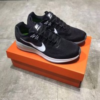 """""""Nike Air Zoom Structure 21"""" Sport Casual Unisex Fashion Breathable Running Shoes Couple Sneakers"""