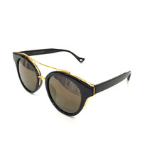 Level Up Sunglasses - Black/ Brown