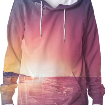 Summer - Hoodie created by HappyMelvin | Print All Over Me
