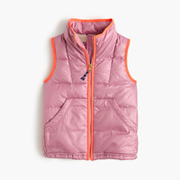 crewcuts Girls Quilted Puffer Vest