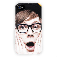 Fall Out Boy Patrick Stump Cute For iPhone 4 / 4S Case