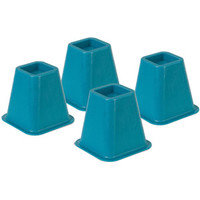 Walmart: Honey-Can-Do Bed Risers, 4-Pack
