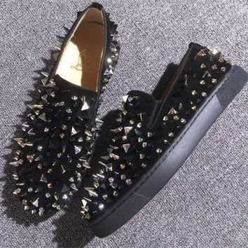 DCCK2 Cl Christian Louboutin Flat Style #708