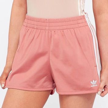 ADIDAS Summer Leisure Shorts Women Sports Pants B-YF-MLBKS Pink