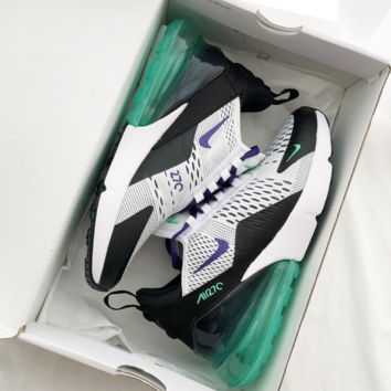 shosouvenir :Nike Air Max 270 Air cushion jogging shoes