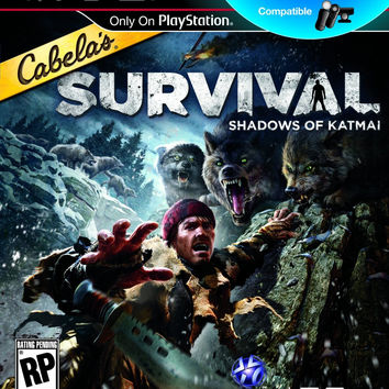 Cabela's Survival: Shadows Of Katmai - Playstation 3 (Very Good)