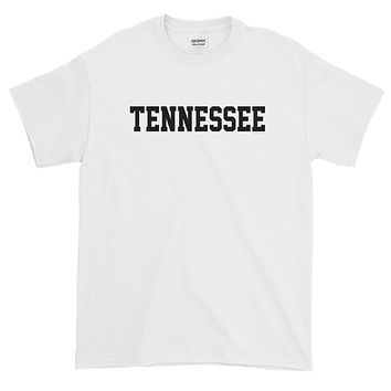 Tennessee Jersey Font  Short-Sleeve T-Shirt