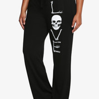 Love Skull Sleep Pants