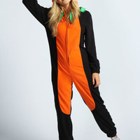 Polly Pumpkin Onesuit
