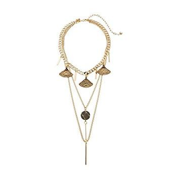 Vanessa Mooney The Vega Statement Necklace