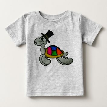 cool turtle baby T-Shirt