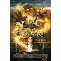 Inkheart 27x40 Movie Poster (2009)