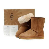 Ugg Boots Ankle height