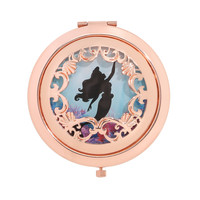 Disney The Little Mermaid Rose Gold Die-Cut Hinge Mirror