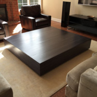 Large inlay Coffee Table