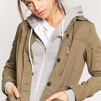 Cotton Utility Jacket