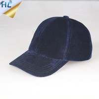 New Brand Gorras Female Snapback Baseball Caps Velvet hat For Women Solid Curved Brim Cap Adjustable Casquette bone Winter Hats
