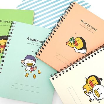 5 Subject Lined Notebook