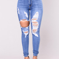As If Jeans - Medium Wash
