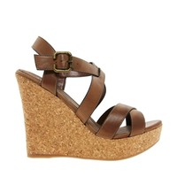 Aldo Regas Wedge Heeled Sandal
