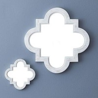 Quatrefoil Mirror Collection