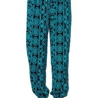 Adventurer Ethnic Slouchy Pant