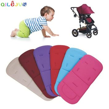 Baby Stroller Pram Soft Cushion Pushchair Cover Padding Car Seat Pad Liner Mat-TZ