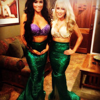 Bonny Bikini Mermaid Costume