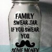 Family Swear Jar on Luulla
