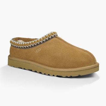 Ugg Tasman Womens Slippers Chestnut  In Sizes