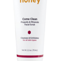 Facial Scrub with Propolis & Minerals | Hey Honey Skin Care