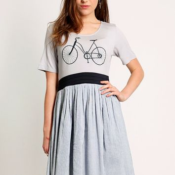 Park Ride Swing Dress | Ruche