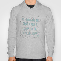 The Fault in Our Stars Hoody by Christa Morgan ☽