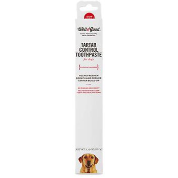Well & Good Tartar Control Toothpaste for Dogs, Chicken Flavored | Petco