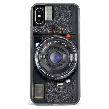Film Camera iPhone XR case