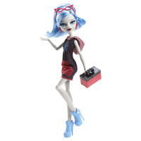 Monster High Basic Travel Ghoulia Yelps Doll