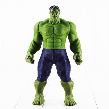 Hot 30cm Super Heros The Hulk PVC Toy Action Figure Model With Box