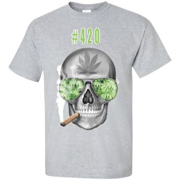 #420 Weed Ultra Cotton Unisex T-Shirt