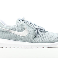 Nike Men's Roshe Run Flyknit NM Wolf Grey