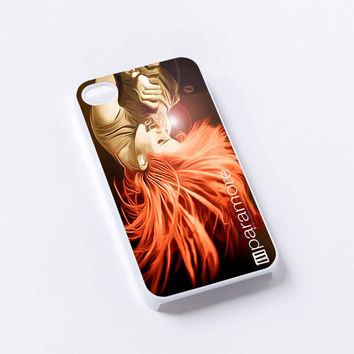 Paramore Hayley Williams Flaming Hair iPhone 4/4S, 5/5S, 5C,6,6plus,and Samsung s3,s4,s5,s6