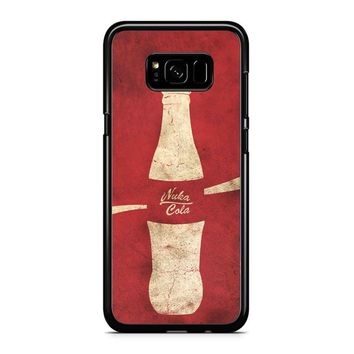 Fallout 4 Inspired Nuka Cola Samsung Galaxy S8 Case