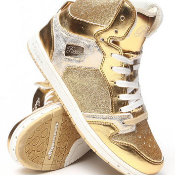 Glam Pie Glitter Sneaker by Pastry