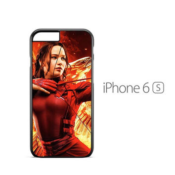 The Hunger Games Mockingjay iPhone 6s Case