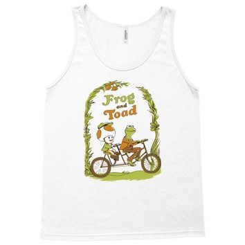 frog & toad Tank Top