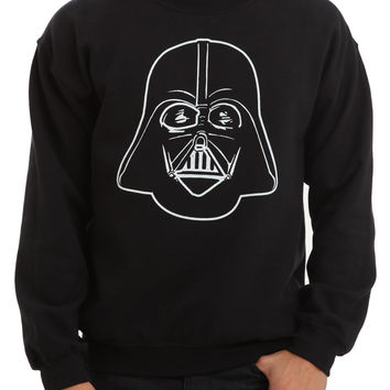 Star Wars Darth Vader Crewneck Sweatshirt | Hot Topic